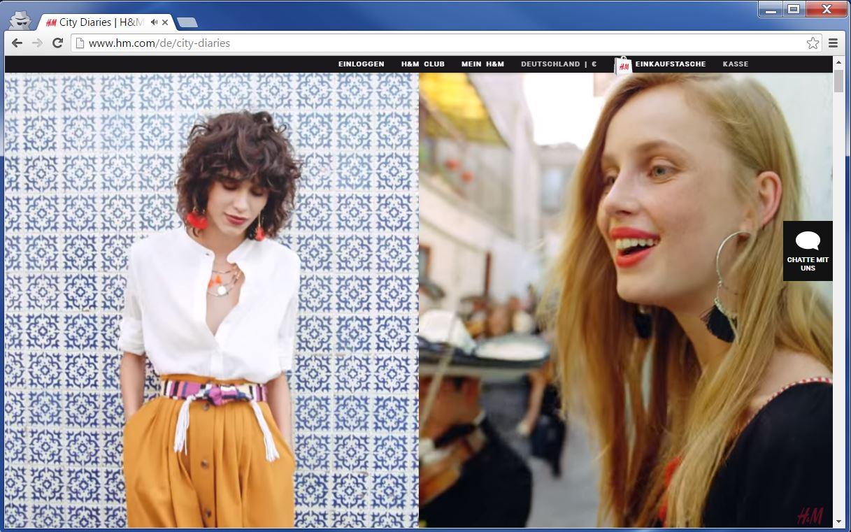 H und m online shop deutschland