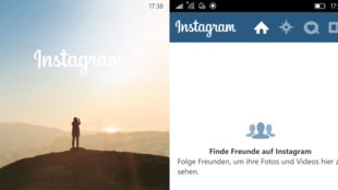 Instagram-App für Windows 10 Mobile: Beta im Windows Store zum Download