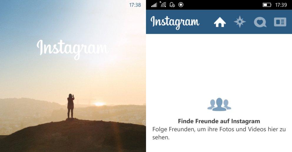 Instagram-App für Windows 10 Mobile: Beta im Windows Store zum Download