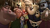 Kinocharts: Zoomania zum dritten Mal top, Die Bestimmung - Allegiant geht baden