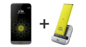 LG G5: Bei Amazon dank Gutschein-Code mit kostenlosem Kamera-Modul