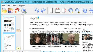 MDI2DOC (vormals MDI2PDF) Download