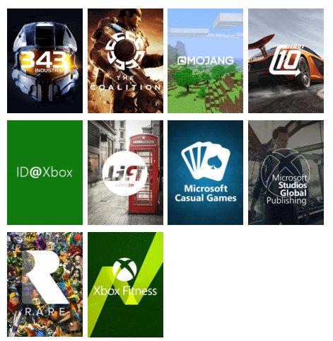 Microsoft Studios jetzt