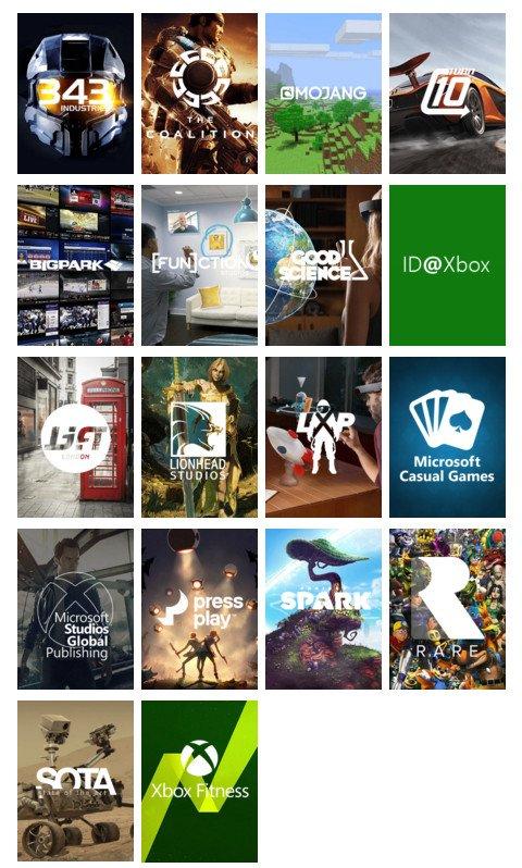 Microsoft Studios vorher