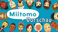 Miitomo: Nintendos erste Smartphone-App in der Vorschau
