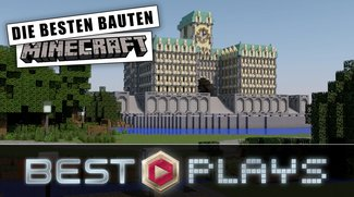 Minecraft Best Plays: Das sind die besten Bauten aus Woche 3 (+ Gewinnspiel)