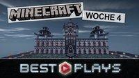 Minecraft Best Plays: Das sind die schönsten Bauten aus Woche 4