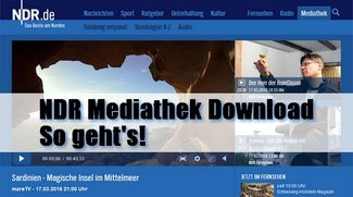 NDR Mediathek Download - So geht's
