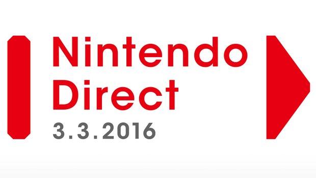 Nintendo: Neues Direct für morgen angekündigt – aber ohne die NX