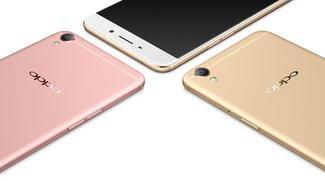 Oppo R9 und R9 Plus vorgestellt: Neue Mittelklasse-Phablets aus China