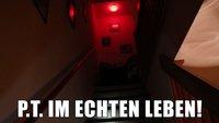 Diese Real Life-Version von P.T./Silent Hills ist einfach nur großartig