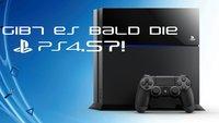 PlayStation 4.5: Sony arbeitet angeblich an verbesserter 4K-Konsole