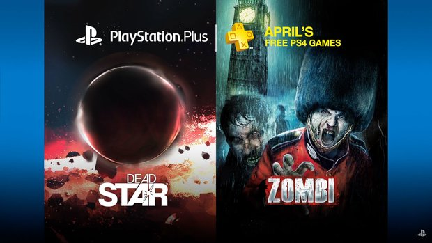 PlayStation Plus: Im April mit Zombi und Dead Star