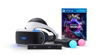 PlayStation VR: Launch-Bundle mit Kamera und Move-Controllern