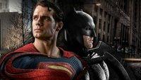 Batman v Superman: Im Rom-Com-Fantrailer verliebt sich Batman in Superman