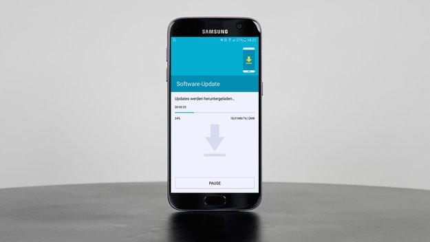 Samsung Galaxy S7 (edge): Softwareupdate mit Google-Sicherheitspatch und marginalen Verbesserungen
