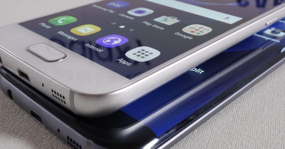 Samsung Galaxy S7 Sd Karte Größe.Samsung Galaxy S7 Und S7 Edge Microsd Karte Als Internen Speicher