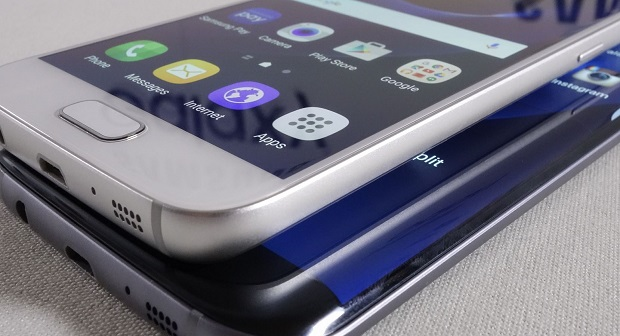 S7 Edge Sd Karte.Samsung Galaxy S7 Und S7 Edge Microsd Karte Als Internen Speicher