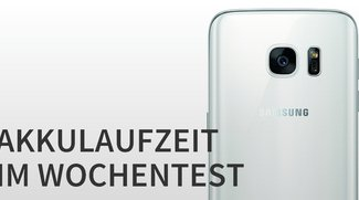 Samsung Galaxy S7 edge: So schlägt sich der Akku innerhalb einer Woche