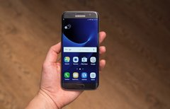 Samsung Galaxy S7 edge im Test...