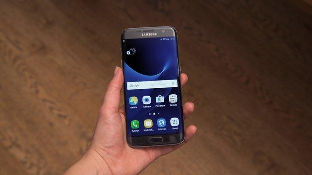 Samsung Galaxy S7 edge: Komplette Displayreparatur kostet 237 Euro