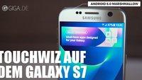 Samsung Galaxy S7 (edge): So sieht TouchWiz auf dem neuen Top-Smartphone aus