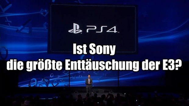 Analyst: Sony sorgt auf der E3 für die meisten Enttäuschungen