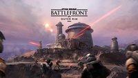 Star Wars Battlefront: Diese Helden, Karten und Waffen stecken im ersten DLC-Paket