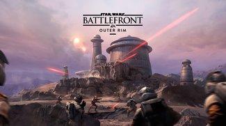 Star Wars Battlefront: Das Outer Rim-DLC zeigt sich im Gameplay-Trailer
