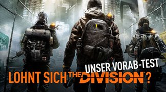 Lohnt sich The Division? (Vorab-Test)