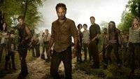 The Walking Depp: Johnny Depp wird in The Walking Dead zum Zombie