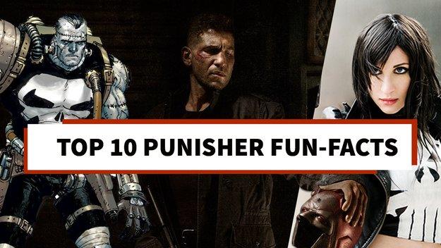Daredevil VS The Punisher: Die 10 besten Fun-Facts zu Marvels legendärem Anti-Helden