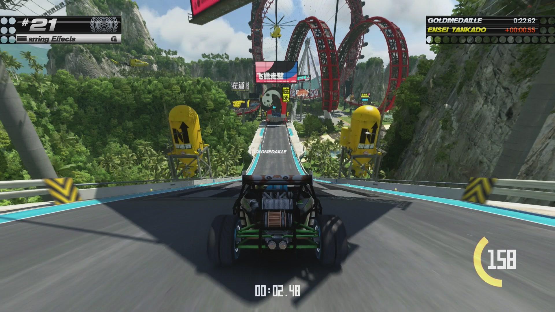 trackmania turbo strecken