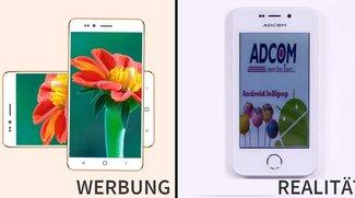 Freedom 251: Das Smartphone für 3,27 Euro im Unboxing [Video]