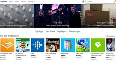 Windows Store neu installieren in Windows 10 – so geht's