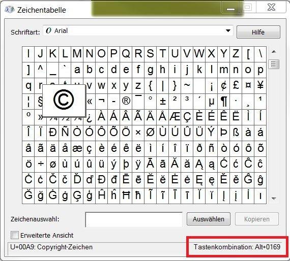 sonderzeichen infos zu ascii zeichen tastatur zeichen und der zeichentabelle giga. Black Bedroom Furniture Sets. Home Design Ideas