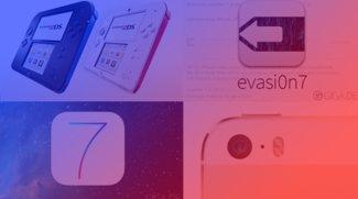 The Week In Review #3: Mario auf dem iPhone, iOS 7.1 Beta 4, Saphirglas & mehr