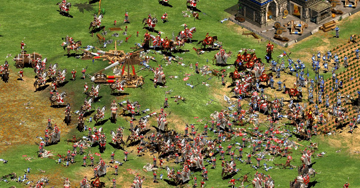 Г¤hnliche Spiele Wie Age Of Empires