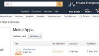 Gefahr: Amazon App-Shop verbreitete Android-Trojaner