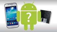 Android FAQ: Wieso bleibt vom internen Speicher eigentlich so wenig übrig?
