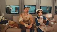 """Neuer Apple-TV-Werbespot """"The Kiss"""" bewirbt Siri mit Star-Besetzung"""