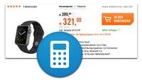 Apple Watch erneut bei Händlern billiger