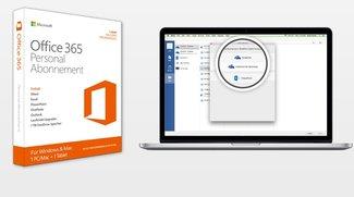 MS Office 365 Personal kostenlos beim Mac- und iPad-Kauf sichern