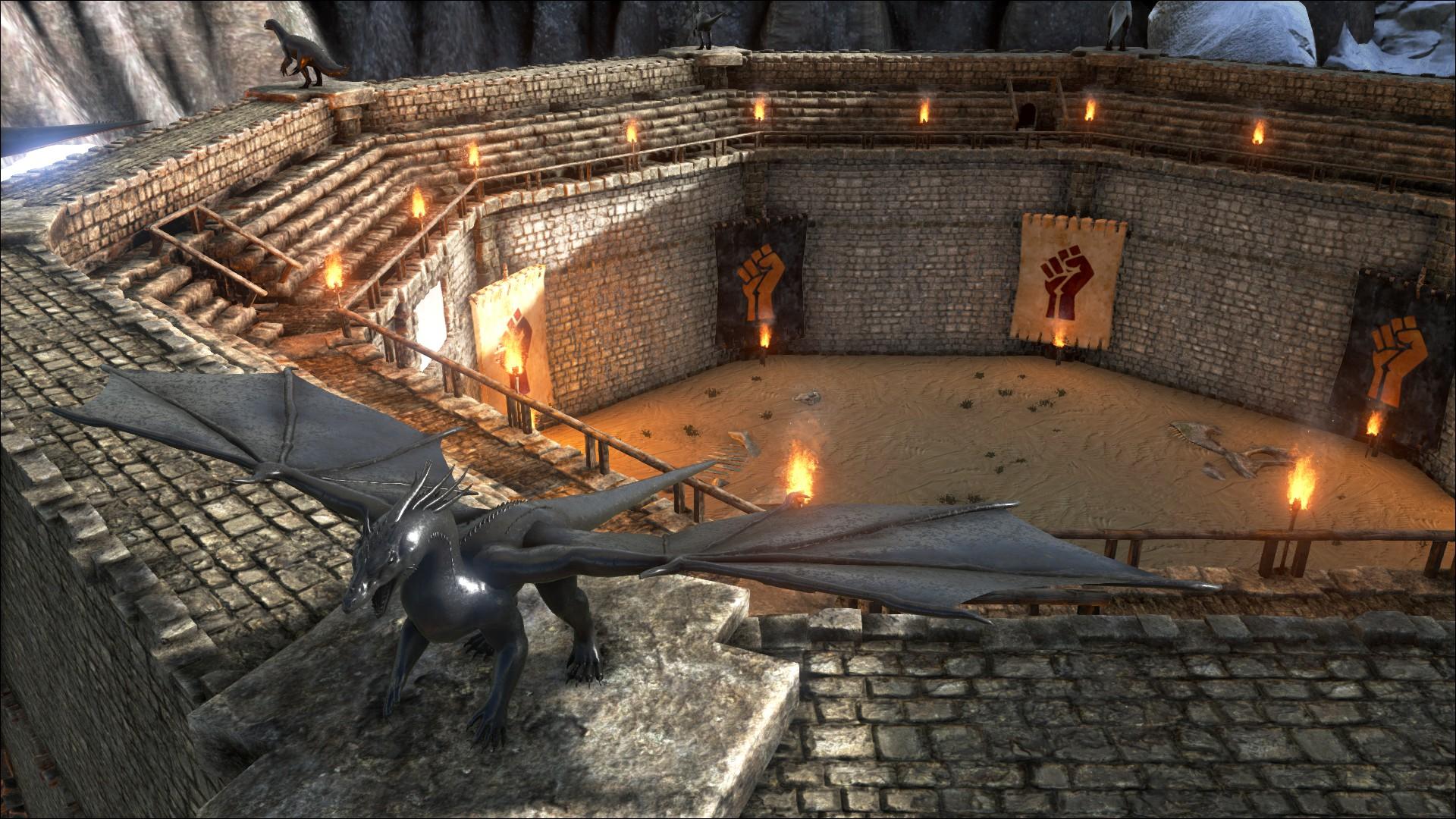 ark survival evolved mods eggrassic park