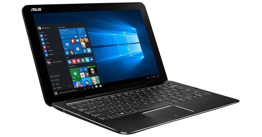 Asus T302CA: Neues 2-in-1-Transformer mit Windows 10 geleakt