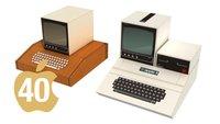 Bastelspaß: Apple I und Apple II als Papiermodelle (Fundstück)