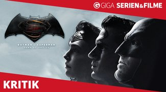 Batman V Superman: Dawn of Justice Filmkritik: Unsere spoilerfreie Kritik zum großen Superhelden-Event