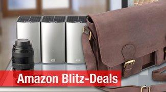 Blitzangebote: Dual-Thunderbolt-Festplatte (6TB), Mobilfestplatte (3TB) & Büffel-Ledertasche nur heute billiger