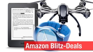 Oster-Blitzangebote: Kindle Paperwhite, Fire TV, Drohnen, Festplatten, Thunderbolt Dock, Runtastic Moment u.v.m.