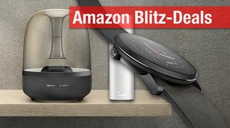 Oster-Blitzangebote: AirPlay von Harman/Kardon, Metallfestplatte, runde Pebble Smartwatch, Philips Hue Tischlampe u.v.m.